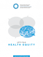 Let's Talk: Health equity