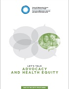 Let's Talk: Advocacy and health equity