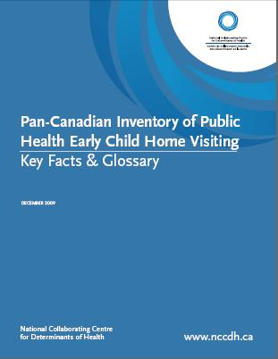 Pan-Canadian inventory of public health early child home visiting