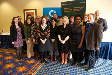 NCCDH hosts workshop on bridging the gap between research and practice in health equity