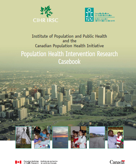 Population Health Intervention Research Casebook