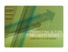Promoting action on equity issues: A knowledge-to-action handbook