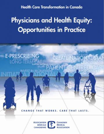 Physicians and health equity: Opportunities in practice