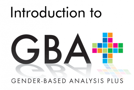 Gender based analysis PLUS - online course
