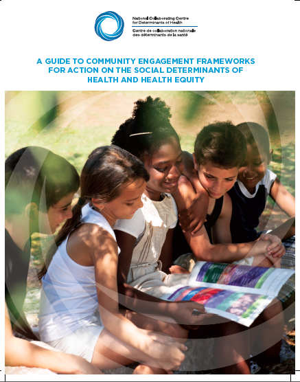 A guide to community engagement frameworks for action on the social determinants of health and health equity