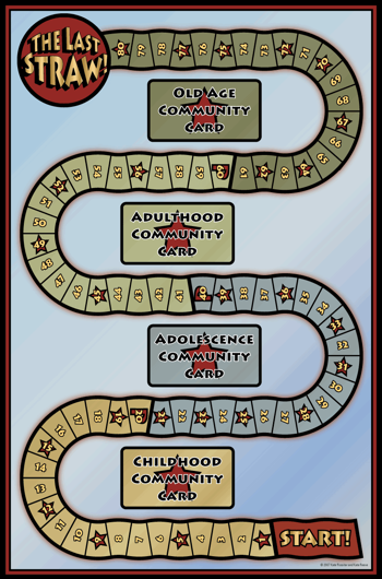 The Last Straw! A board game on the social determinants of health