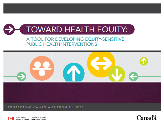 Toward health equity: A tool for developing equity-sensitive public health interventions