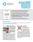 NCCDH: Key public health resources for advocacy and health equity: A curated list