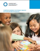 Common agenda for public health action on health equity