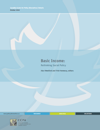 Basic income: Rethinking social policy
