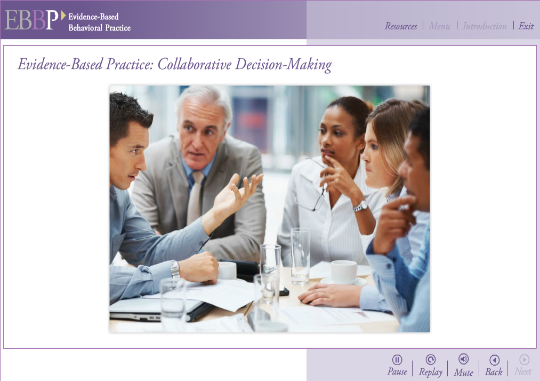 Collaborative decision-making with communities (US) – Online course