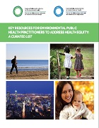 Key resources for environmental public health practitioners to address health equity: A curated list