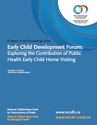 Exploring the contribution of public health early child home visiting