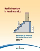 Health inequities in New Brunswick