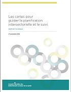 Les cartes pour guider la planification intersectorielle et le suivi