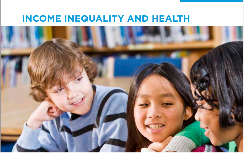 Communicating the social determinants of health: Income Inequality and Health