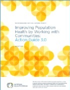Improving population health by working with communities: Action guide 3.0