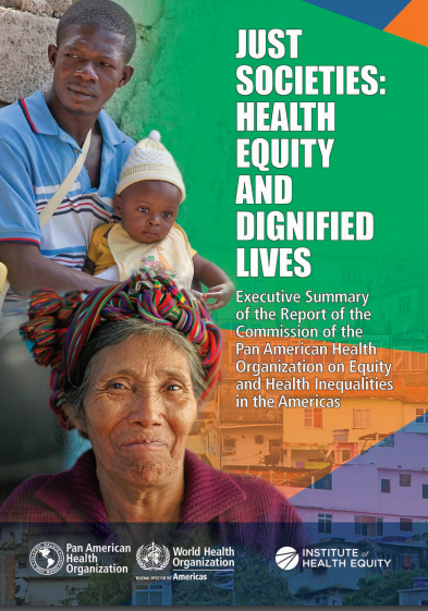 Just societies: Health equity and dignified lives
