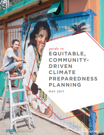 Guide to equitable, community-driven climate preparedness planning