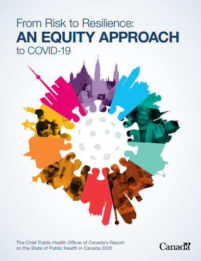 From risk to resilience: An equity approach to COVID-19