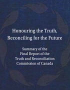 Honouring the truth, reconciling for the future