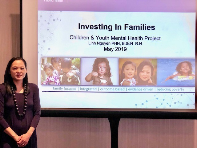 Investing in Families: Building resilience to address mental health inequities