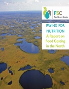 Paying for nutrition:  A report on food costing in the North